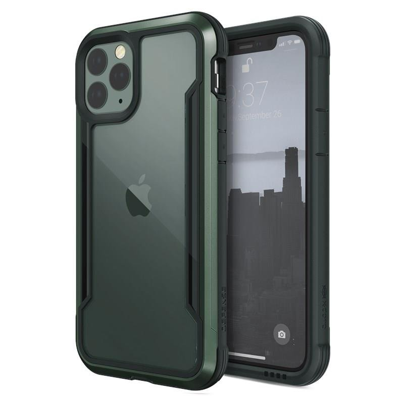 X-doria Defense Shield | iPhone 11 Pro Max (6.5) - Midnight Green