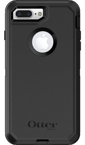 Otterbox Defender | iPhone 7/8 PLUS - Black
