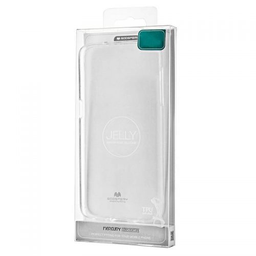 Mercury Transparent Jelly | Samsung S20 Plus - Clear