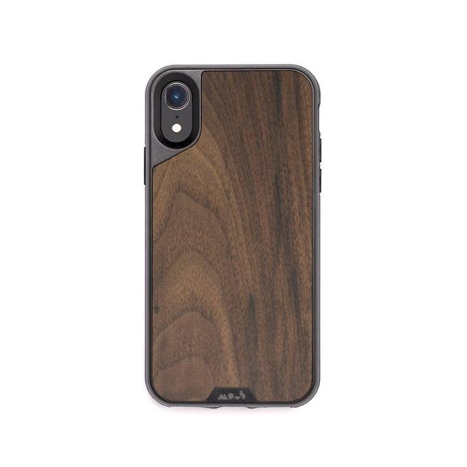 MOUS Limitless 2.0 | iPhone XR - Walnut