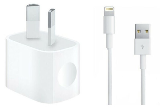 [BC-30630] PACK [Apple AC + Lightning Cable] Original