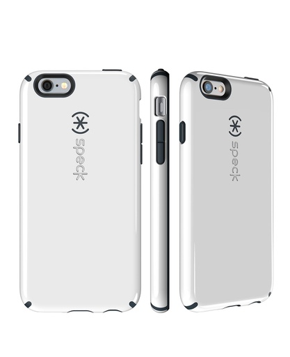 [73421-B860] Speck CandyShell | iPhone 6/6S – White