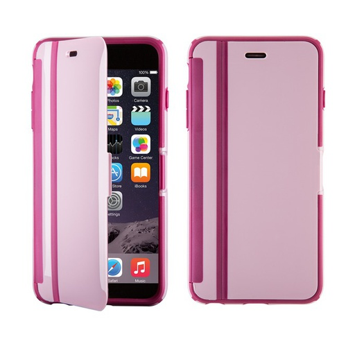 [74017-C258] Speck CandyShell Wrap | iPhone 6/6S – Pale Rose Pink