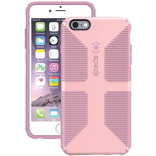 [73425-C303] Speck CandyShell Grip | iPhone 6/6S – Quartz Pink