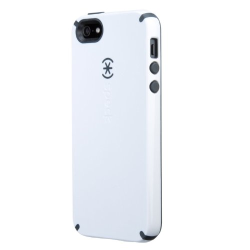 [SPK-A0477] Speck CandyShell | iPhone 5/5S – White/Grey