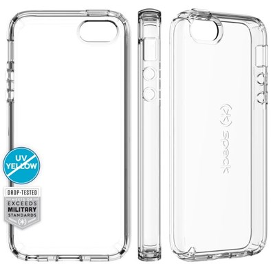[77157-5085] Speck CandyShell | iPhone 5/5S – Clear