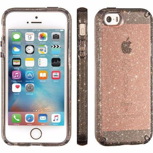 [77157-5637] Speck CandyShell | iPhone 5/5S – Onyx Gold