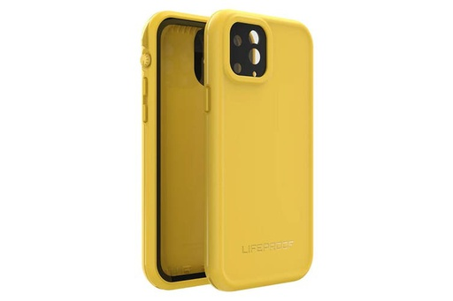 [77-62610] Lifeproof FRE Rugged/Drop/Water Proof | iPhone 11 Pro Max (6.5) - Atomic Yellow