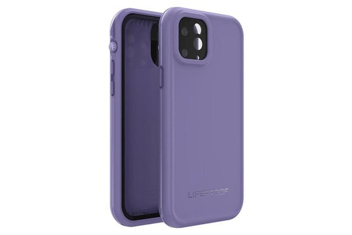 [77-62609] Lifeproof FRE Rugged/Drop/Water Proof | iPhone 11 Pro Max (6.5) - Violet Vandeta