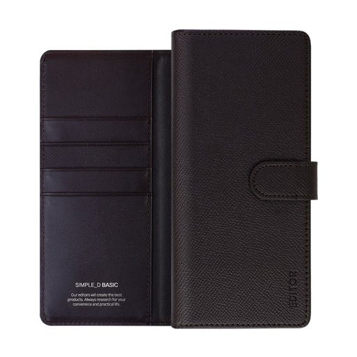 [BC-30869] Korean Simple D Basic | Samsung Note 20 Ultra – Brown