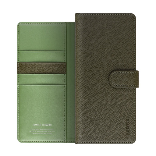 [BC-30870] Korean Simple D Basic | Samsung Note 20 Ultra – Khaki