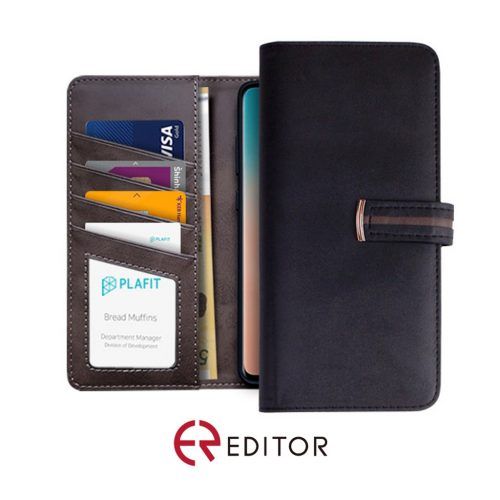 [BC-30915] Editor Point L - Samsung Note 20 - Black