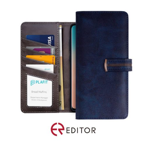 [BC-30917] Editor Point L - Samsung Note 20 - Navy