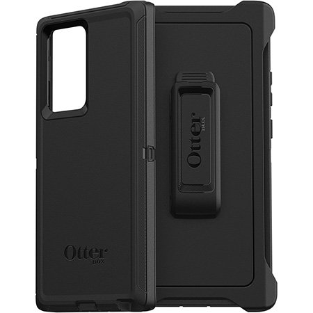 [77-65251] Otterbox Defender | Galaxy Note 20 - Black