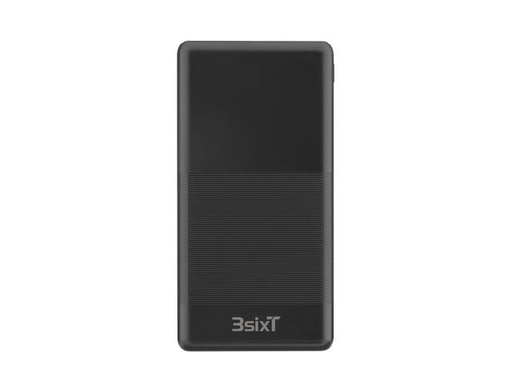 [3S-1830] 3SIXT JetPak BasiX | 10,000mAh Power Bank