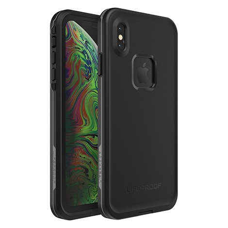 [77-60962] LifeProof Fre | iPhone Xs Max - ASPHALT