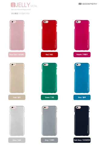 [BC-31016] Mercury i-Jelly | iPhone 6 Plus/6s Plus