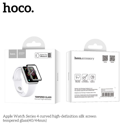 Hoco Curved Screen Tempered Glass | Apple Watch Series 4/5