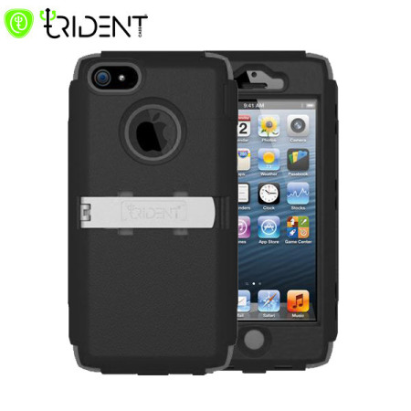 [BC-31483] Trident Military Graded /w Belt Clip | iPhone 5/5S/5SE 1st Gen