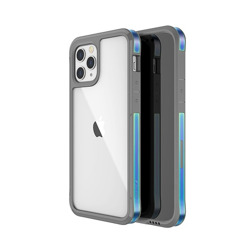[370402935004] X-doria Raptic Edge | iPhone 12 (6.7) - Iridescent