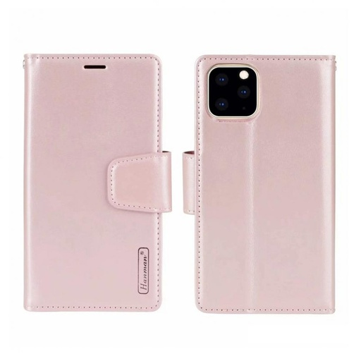 [BC-31587] Hanman Magnetic Detachable | iPhone Xs Max (6.5 inch) – Rose Gold