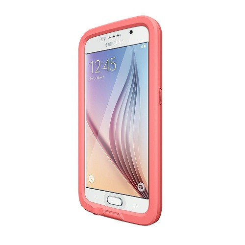[77-51635] Lifeproof Fre WaterProof Case | Samsung Galaxy S6 - Cutback Coral