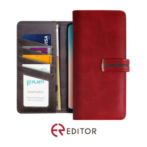 [BC-31736] Editor Point L - Samsung Galaxy S21 (6.2) - Red