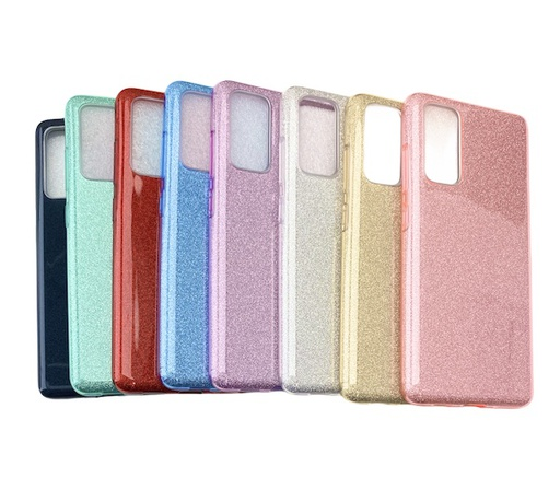 [BC-31776] Coco 3 Layers Shimmering Glitter | Samsung S21 (6.2)