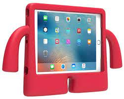 [77641-B104] Speck iGuy | iPad Air/Air 2/iPad 9.7 - Chili Pepper Red