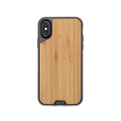[BC-30423] MOUS Limitless 2.0 | iPhone XS Max - Bamboo