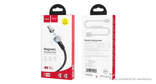 [BC-30557] Hoco S8 | Type-C Magnetic Charging Cable
