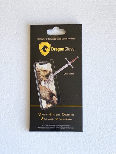 Dragon Tempered Glass | Samsung J Series - Clear